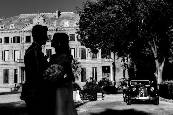 JUAN DAVID Y CRISTINA. Свадебная история от 23 мая. Фотограф Agustin Regidor, Малага, Испания