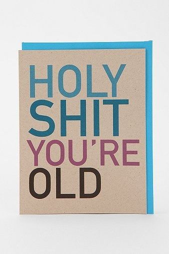 best birthday card ever... Making this for ken for his 40th this year