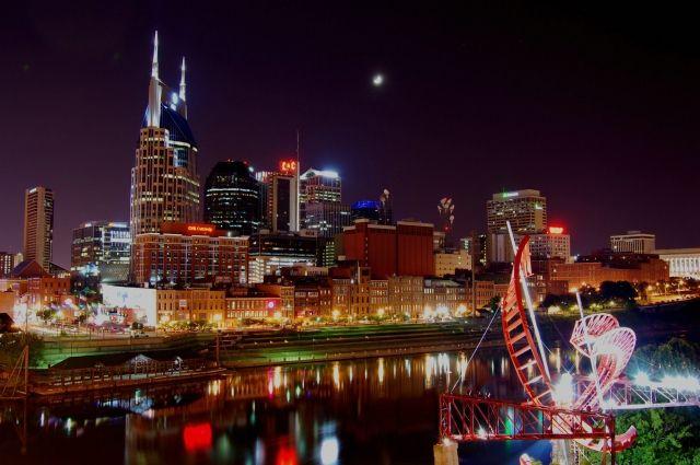 Home.  I <3 Nashville.