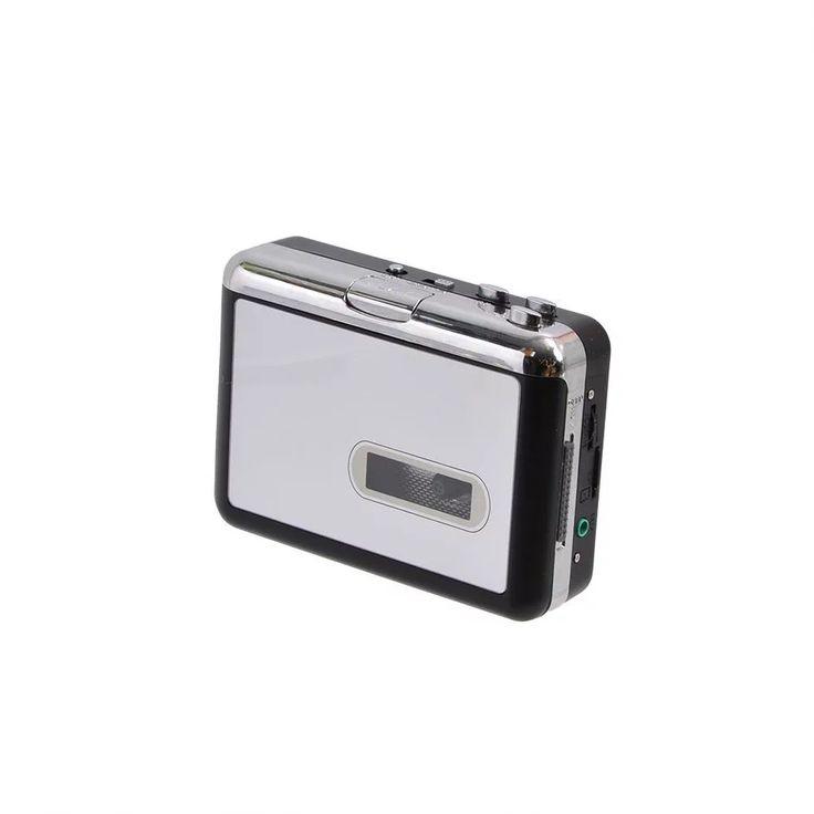 サンコーから、カセットテープの音源をMP3に変換できるプレーヤー「CASTAPSM」が発売。¥ 3,980