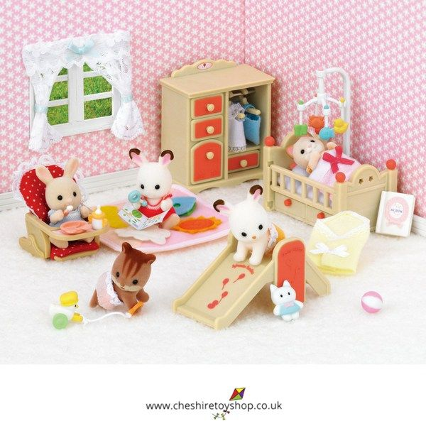 Sylvanian Families Baby Room Set Is The Ultimate Addition To Any Nursery Baby Room Set Sylvanian Families Baby Room Furniture