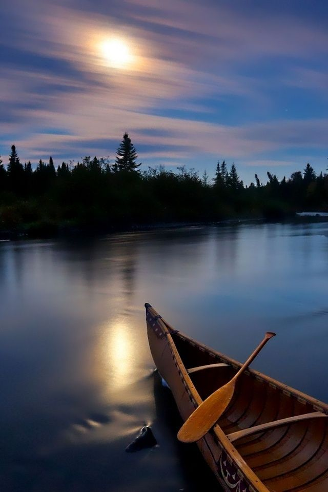 Rivers and Canoes <3