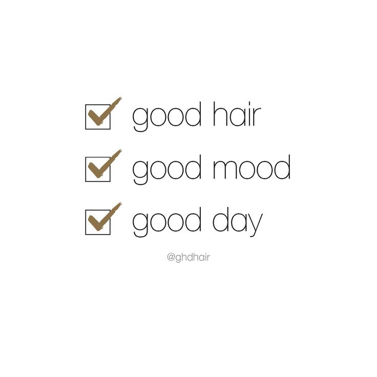Good Hair, Good Mood, Good Day with ghd! #quoteoftheday #quotes #quotestoliveby