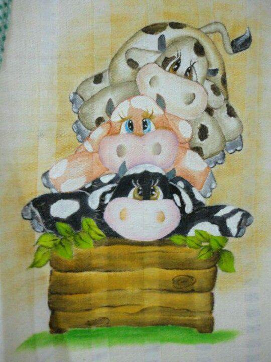 57 mejores im genes sobre pintar tela en pinterest - Dibujos navidenos para pintar en tela ...