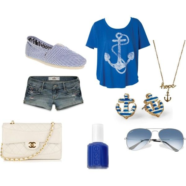 WHAT?! All of it. mine. now. gosh I love nautical things.