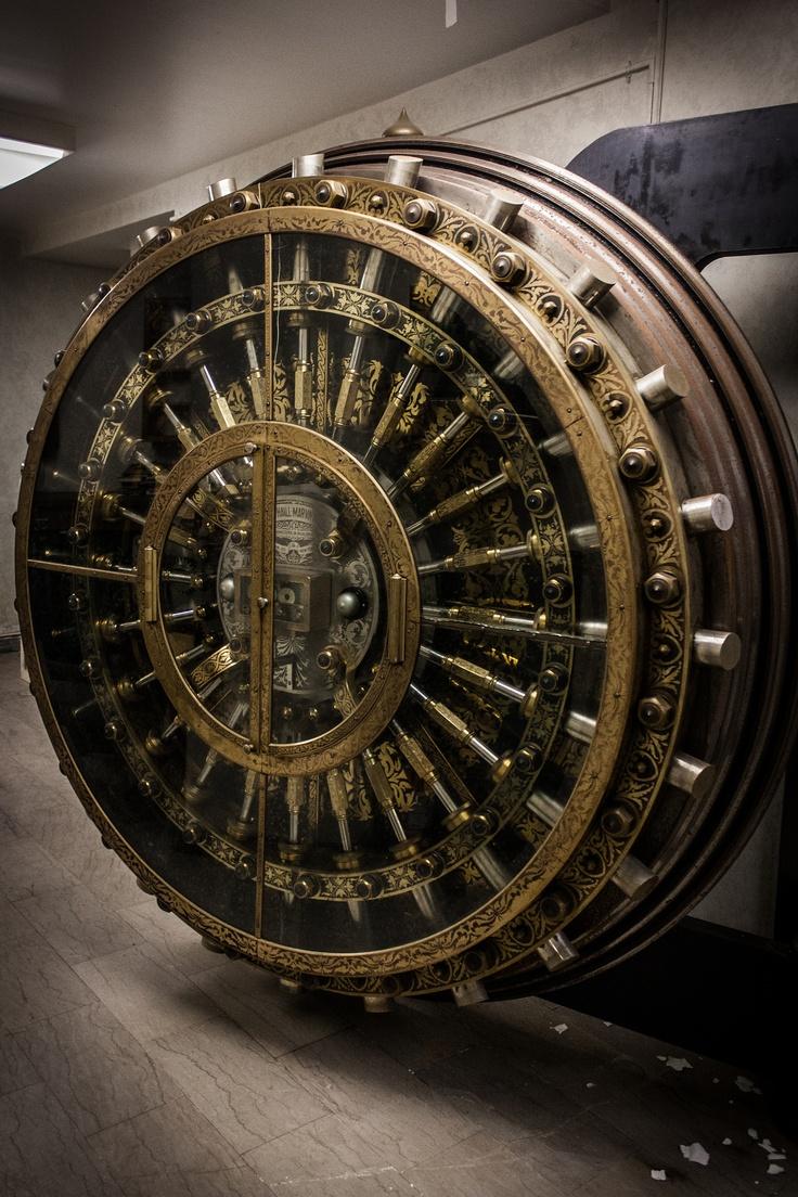 awesome vault door