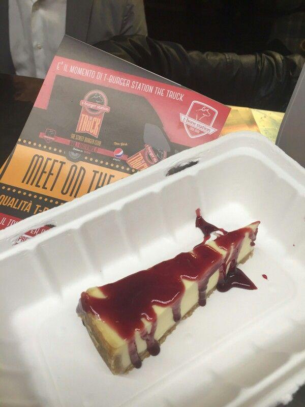 La Cheese Cake del nostro truck