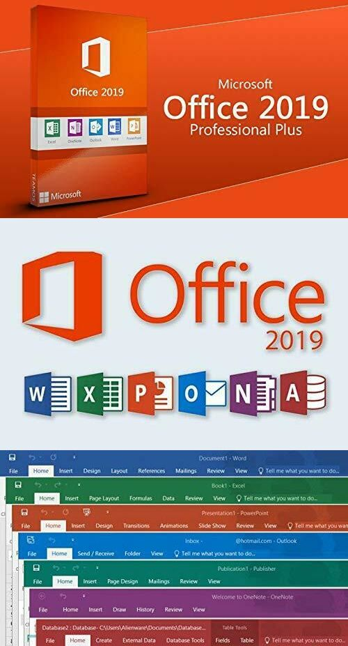 Office and Business 3768: [Key] Microsoft Office Professional Plus