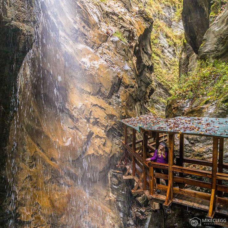 Sigmund-Thun Klamm Gorge, Kaprun