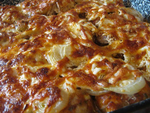 Teri konyhája: Update1 sajtos-paprikás csirke