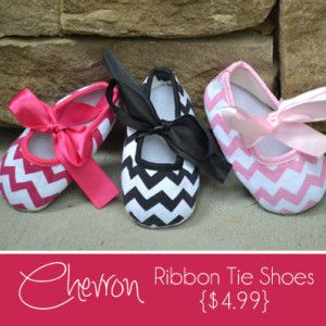 giveaway! cute baby shoes