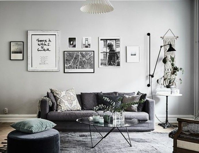 Best 25+ Deco salon scandinave ideas on Pinterest | Déco salon ...