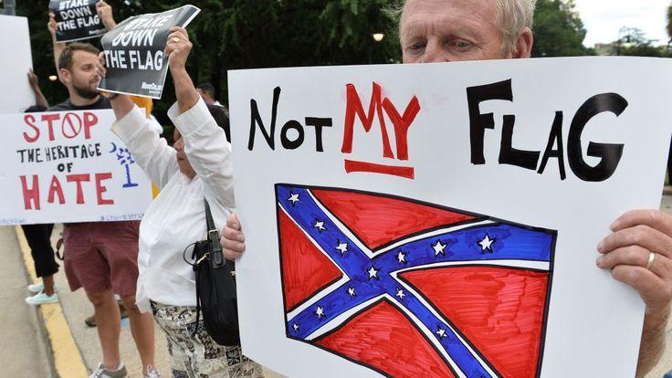 Debaten el retiro de la bandera confederada del Capitolio de Carolina del Sur - Univision Noticias