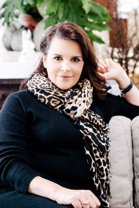 An interview with textile designer and entrepreneur, Lou Harvey