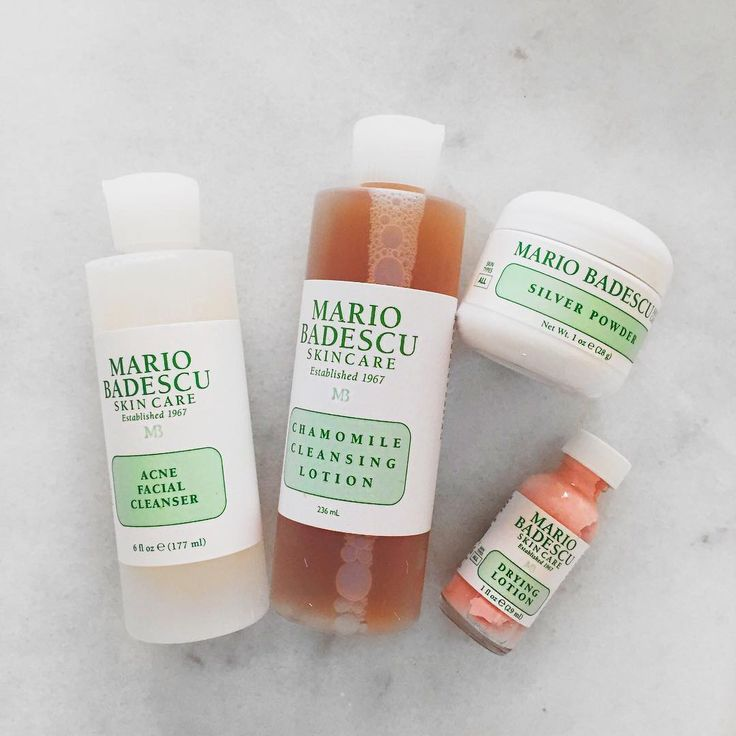 Clarify, calm, and clear is the theme of @majdiicoco's skin care regimen. What's yours?