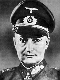 General Walter Model, The Nazi Commander In Charge of the Ardennes Offensive