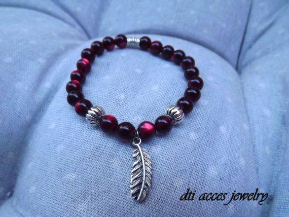bracelet avec pendentif aile par dtiaccesjewelry sur Etsy 2,99€  #bijoux #bracelet #jewelryformen # style #menstyle #casual