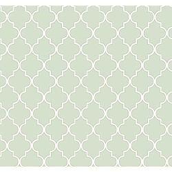 [Waverly Cottage Leimdruck Tapeten amerikanischen Landhausstil Spalier Gitter 8,20 x 0,68]