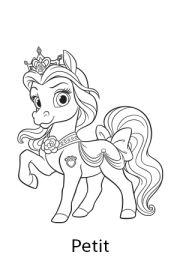 disneys princess palace pets free coloring pages and printables skgaleana - Disney Palace Pets Coloring Pages
