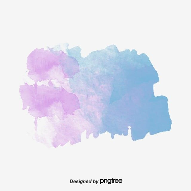 Vector Blue Purple Ink Vector Material Blooming Watercolor Ink Png Transparent Clipart Image And Psd File For Free Download Watercolor And Ink Purple Watercolor Pastel Background
