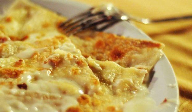Pizza greca alle erbette e zucchine per chi è a dieta: gusto e salute