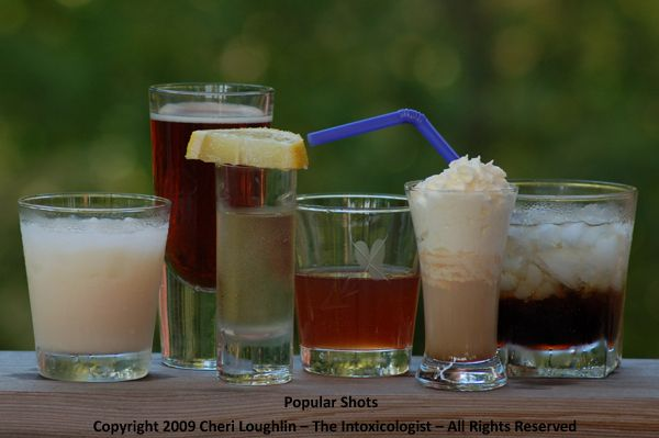 These are the top 10 popular shots considered among the best shots & shooters to order at a bar. Recipes for Mind Eraser, Blow Job Shots, Jello Shots & more