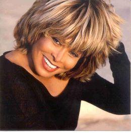 Passionate people: Tina Turner