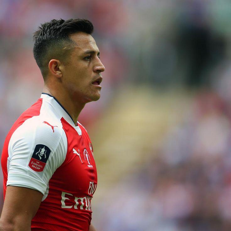 Alexis Sanchez Reveals He's 'Sick' on Instagram Before Expected Arsenal Return
