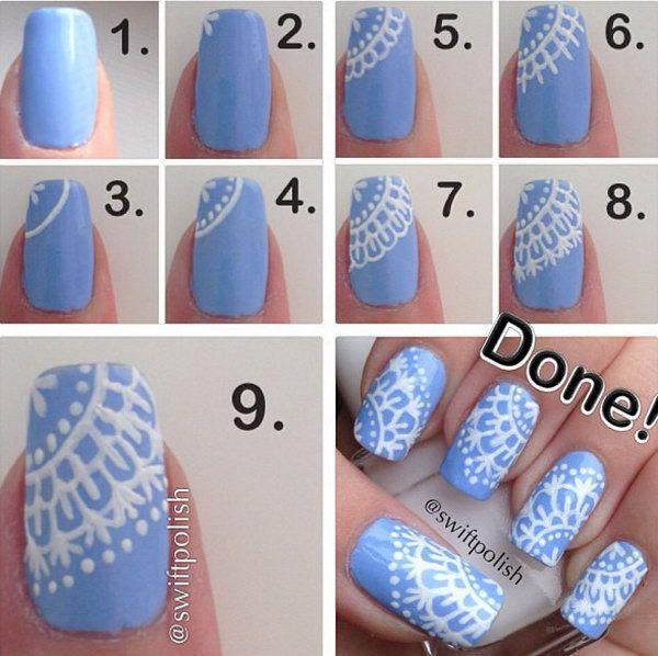 1960 best Beauty: Nails images on Pinterest | Nail design, Gel nails ...