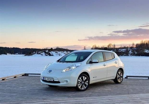 En 2013, plus d'1 voiture sur 18 vendue en Norvège était un modèle 100 % électrique