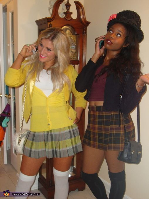 Clueless: Cher and Dion Halloween Costume Idea