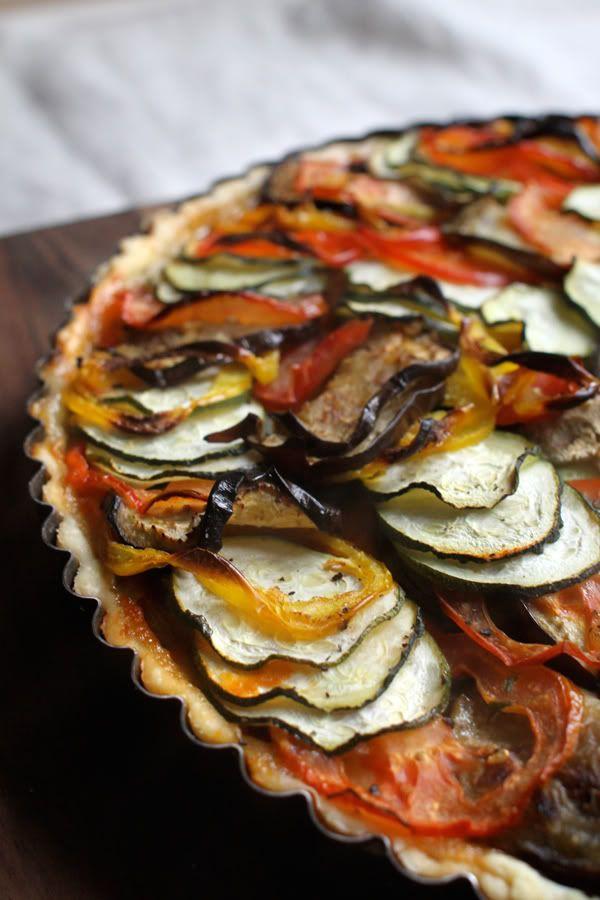 ratatouille tart - | Fritata, Tart, Quiche and then some!!!! | Pinter ...
