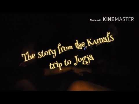 Kunafs trip to jogja YouTube
