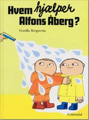 Alfons Åberg bøger