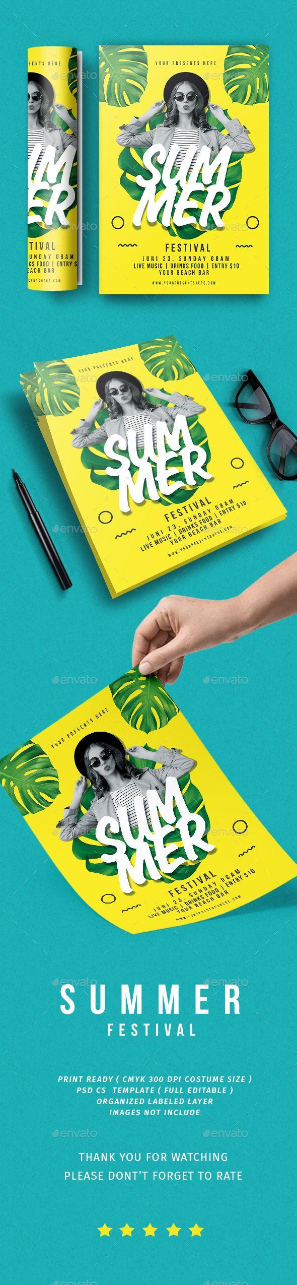 Summer Festival Flyer  sc 1 st  Pinterest & 80 best Wine images on Pinterest | Wine festival Festival flyer and ...