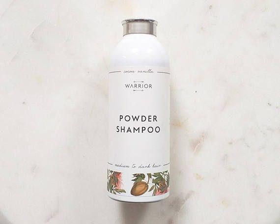Powder Shampoo Natural Dry Shampoo Hair Powder Dry Shampoo