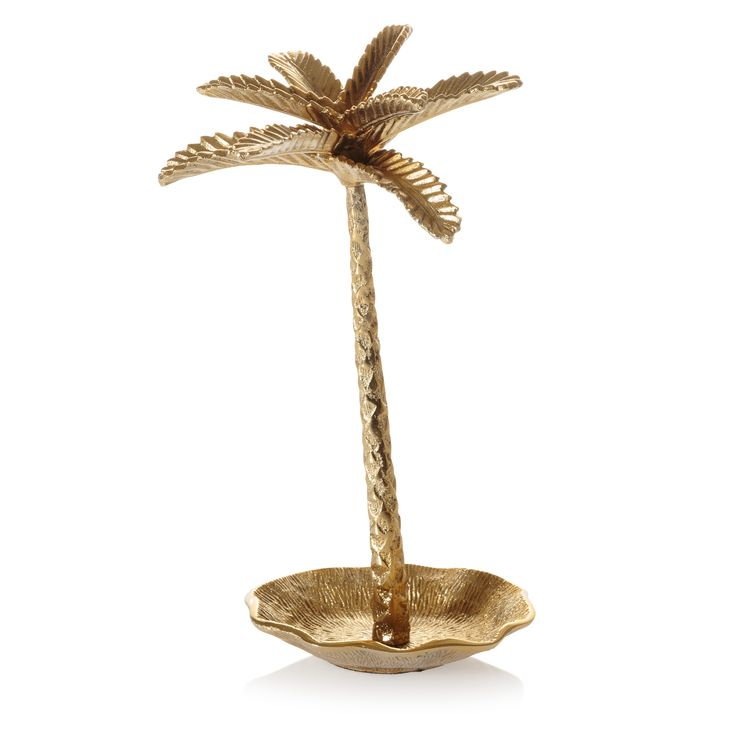 Buy the Palm Tree Jewellery Stand at Oliver Bonas. Enjoy free worldwide standard delivery for orders over £50.