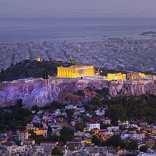 Athens, one the most famous cities in the world from ancient times to present. Go for sightseeing, sports and don't miss the exceptional food & nightlife.
