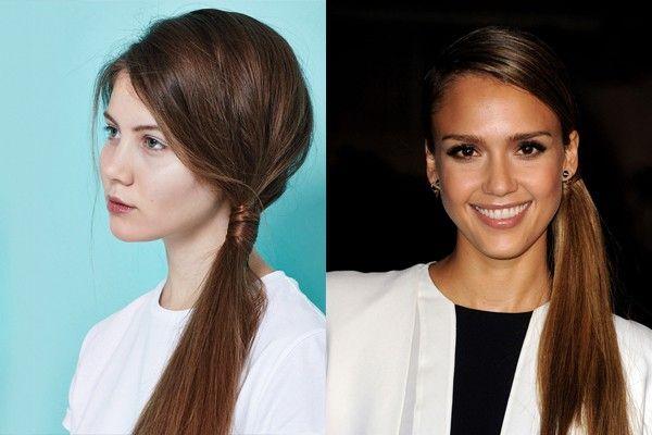 Быстрые повседневные прически  за 5 минут. Как сделатьна средние волосы, фото, мастер-классы. — queenofstyle.ru