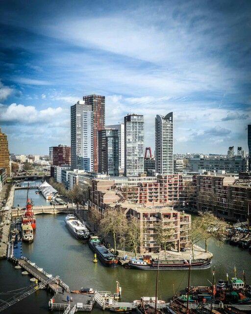 Rotterdam......Prachtige foto....L.Loe