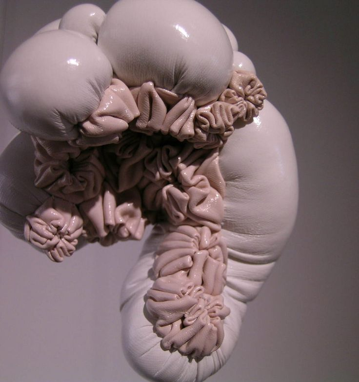 textile art body organs - Google Search