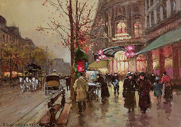 Edouard-Leon Cortes. Discussion on LiveInternet - Russian Service Online diary