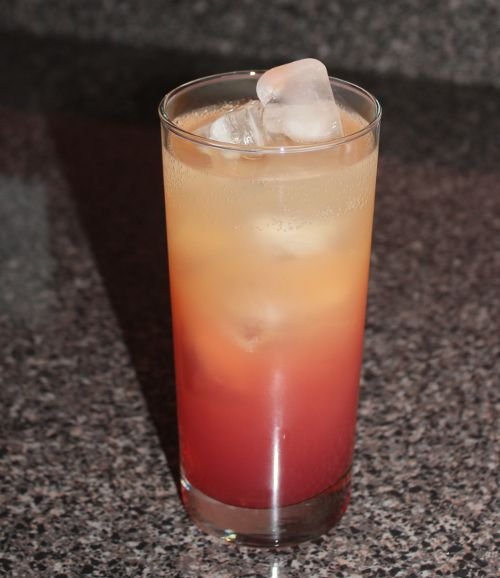 Luscious lou orange vodka and cranberry juice for Morning cocktails with vodka