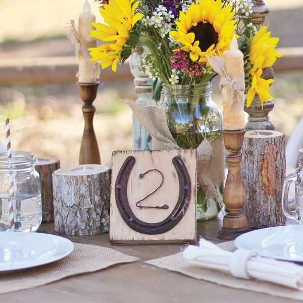 Perfect for a farmhouse wedding  #rusticwedding #westernwedding #rustic  http://www.santaferanch.com/
