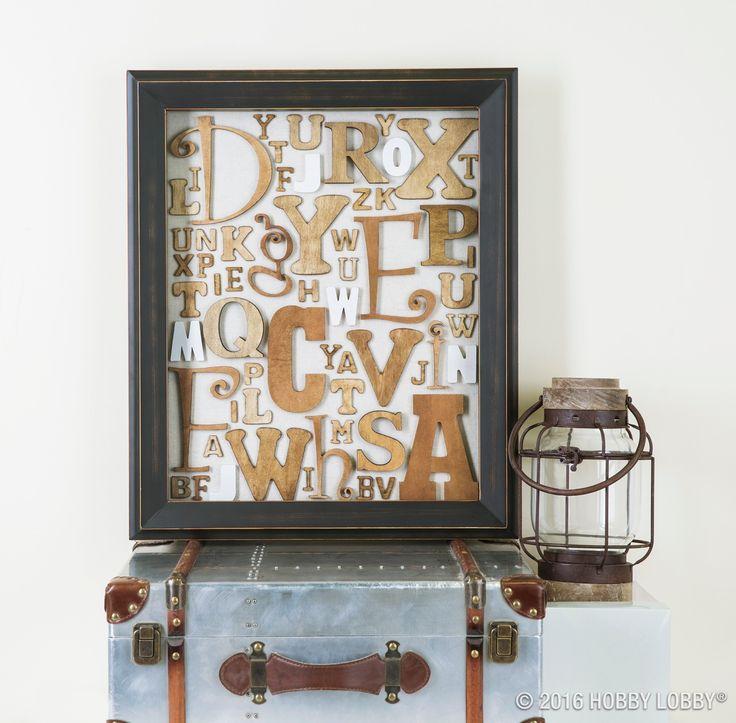 Letter Wall Decor Hobby Lobby : Best nursery decor images on