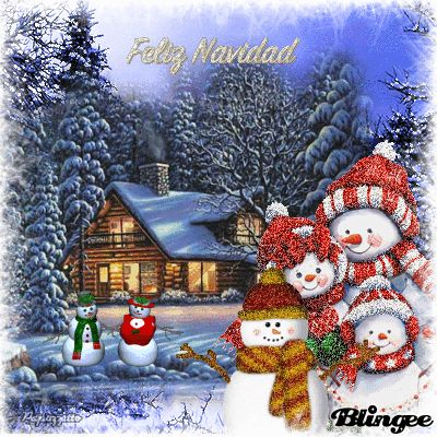 Te ofrecemos hoy, una serie de bonitos gifs con movimiento para compartir en esta Navidad, con hermosos paisajes nevados, con trineos y con Santa Clauss, que podrás disfrutar y compartir con tu familia y amigos, descargándolas en forma gratuita a tu compu. Imágenes de Navidad con movimiento Una c