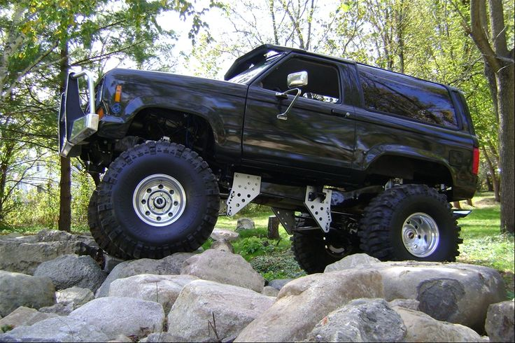 jeephd's 1984 Ford Bronco II