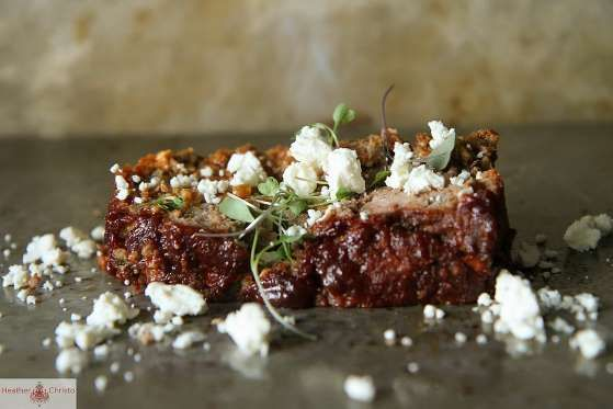Get the recipe: Greek meatloaf - Heather Christo