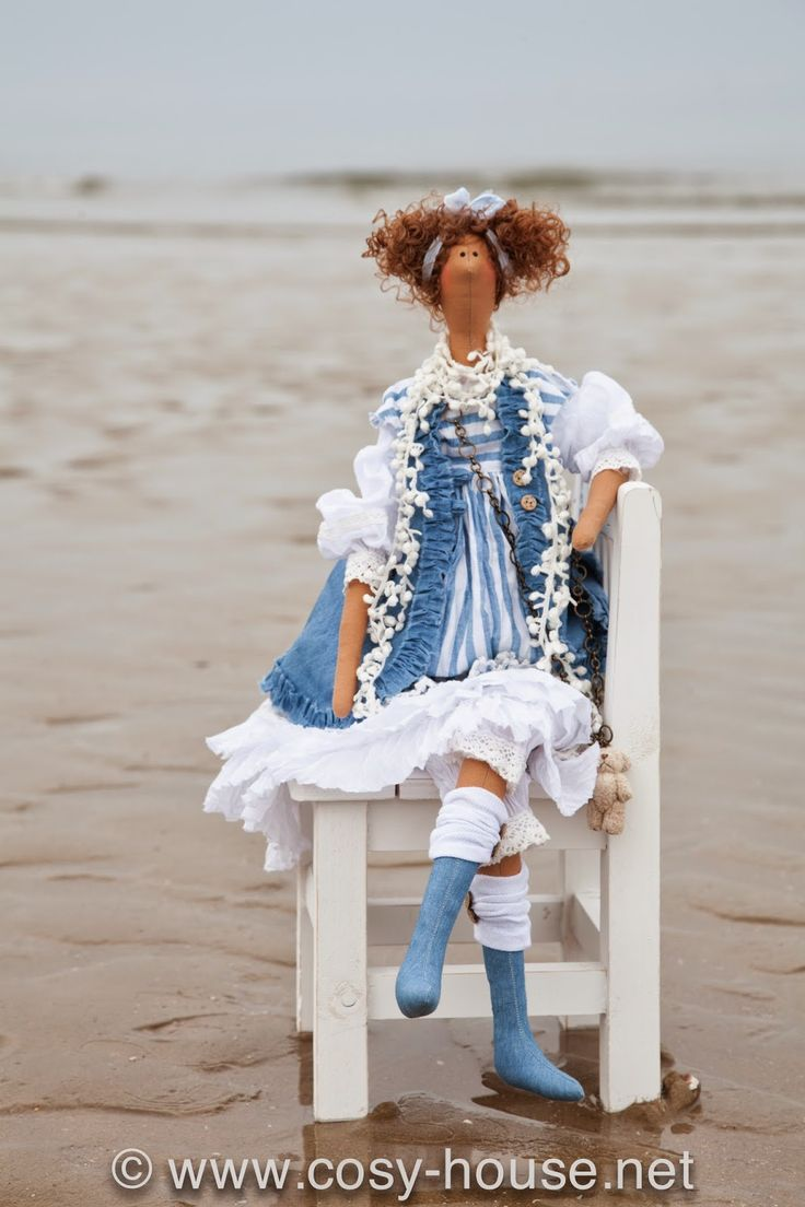 Cosy House: Тильда, бохо и море...