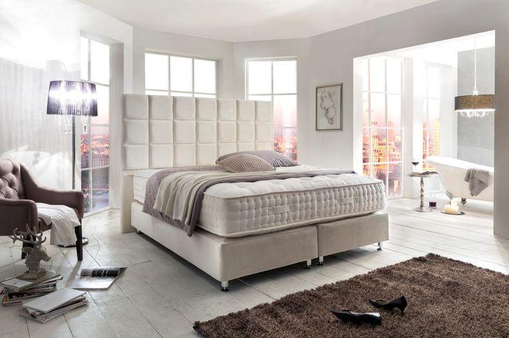 Mit George V weht mehr als nur ein Hauch von Aristokratie durch - schlafzimmer mit boxspringbetten schlafkultur und schlafkomfort
